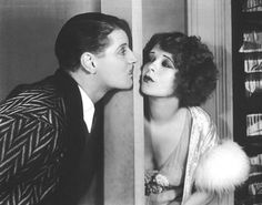 Ralph Forbes and Clara Bow in Her Wedding Night  1930