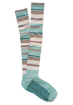 boot socks with stripes in frozen lake (original price, $12.5) available at #Maurices