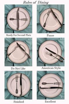 Dinning Etiquette, Table Setting Etiquette, Brunch Table Setting, Comment Dresser Une Table, Cooking Tips, Cooking Recipes, Cooking Icon, Cooking Quotes, Girl Cooking