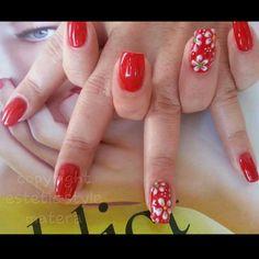 #rosso#fiori#3d#bianco#matera