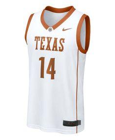c0058d8dbd7 Nike Men s Texas Longhorns Replica Basketball Jersey   Reviews - Sports Fan  Shop By Lids - Men - Macy s