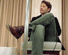 Misha Collins #GIF