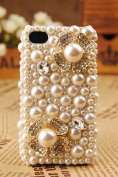 pearl phone case