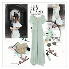 """""""The new guard"""" by amaryllis ❤ liked on Polyvore featuring мода, Zara, Piel Leather, Yves Saint Laurent, Chloé, Mally, Vincent Longo, Witchery, Caudalíe и Ray-Ban"""