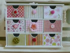 Cute drawers