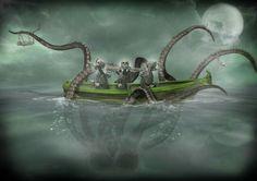 In dreams of peril