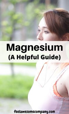 Magnesium is a wonderful mineral that helps us stay young, healthy and strong. A magnesium deficiency in your body can make you age faster! Magnesium Benefits, Health Benefits, Health Tips, Women's Health, Health Fitness, Mental Health, Increase Blood Pressure, How To Increase Energy, Signs Of Magnesium Deficiency