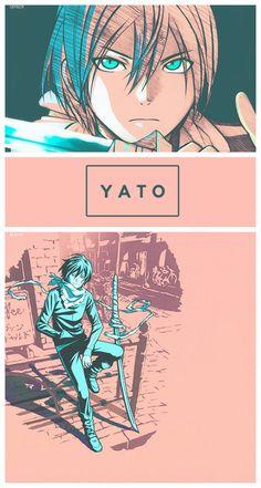 Yato #noragami