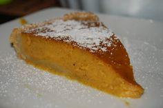 Kissoja & Kasvisruokaa: Pumpkin pie