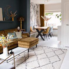 Cosy Interior, Interior Design, Marcel, Pure Home, Elle Decor, Furniture Makeover, Decoration, Interior Inspiration, Living Room Furniture
