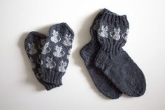 Gloves, Socks, Knitting, Winter, Fences, Tights, Tejidos, Knitting Paterns, Hosiery