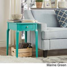 Inspire Q side table - overstock.com