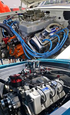 People are angry with Ford because of its scrappage scheme Hemi Engine, Car Engine, Motorcycle Engine, Hot Rod Trucks, Chevy Trucks, Chevy Pickups, Old School Muscle Cars, Performance Engines, Used Ford