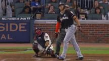 Giancarlo Stanton: (8/27/2017) 36th HR of 2017 Season (MLB Career 25---- HRs).