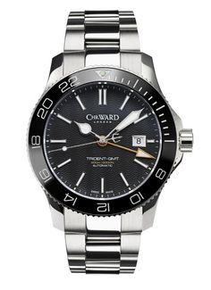 Christopher Ward - C60 Trident Collection