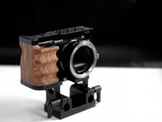 New Gear: ReWo Cage Gives Sony NEX-7 a Wooden Grip | Popular Photography