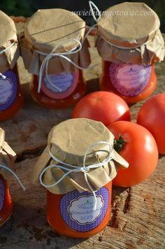 Przecier pomidorowy (Przecier z pomidorów) Picnic, Basket, Picnics