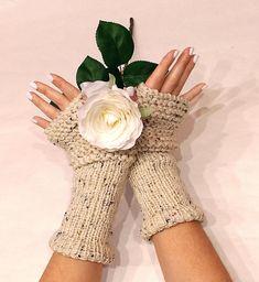Fingerless Gloves Arm Warmers Women's Gloves gift for