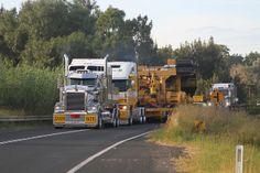 Slow Trip Kenworth Trucks, The Unit, Vehicles, Cat, Trucks, Cat Breeds, Car, Cats, Kitty