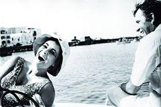Elizabeth Taylor & Richard Burton
