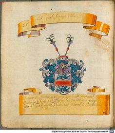 Wappen derer Schenck Graf von Stauffenberg / Coat of Arms of Schenck Counts von Stauffenberg / Armas de Schenck Condes von Stauffenberg