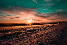 Oh happy days. by Natasha Wiseman on Lightroom 4, Christmas Morning, Happy Day, Landscapes, Country Roads, Sunset, Creative, Photography, Outdoor