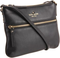 Amazon.com: Kate Spade New York Cobble Hill Tenley Cross Body,Black,One Size: Shoes