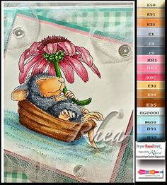 Daisy Float - Stampendous