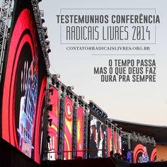 Testemunhos Conferência Radicais Livres 2014