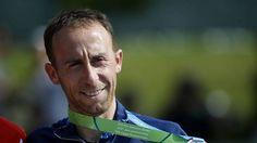 Mariano Mastromarino hizo historia en maratón y le dio otra medalla a Argentina