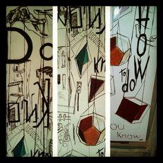 smaltosupannello#design#graffitistyle#paint