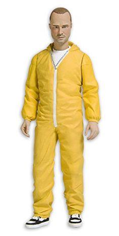 Breaking Bad Action figure Jesse Pinkman in yellow suit Merchandise 24/7 http://www.amazon.com/dp/B00P0KANZ2/ref=cm_sw_r_pi_dp_aN2wvb1JSV9N6