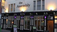 The Assembly: A child friendly pub serving food with Sky TV and WiFi. The Assembly is a Smith & Jones pub. It is a contemporary pub that has an emphasis on f. Sky Tv, East Street, Pubs And Restaurants, Bristol Uk