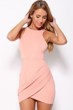 HelloMolly | Acting Like That Dress Pink