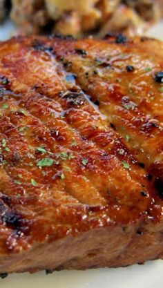 Lemon Pepper Pork Chops