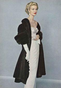 November Vogue 1952.