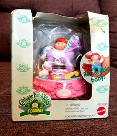 """Up for sale is a Cabbage Patch Kids Figurine """"Amanda Sue"""" See pictures for overall conditions! As Always, shipping is free! Don't hesitate to ask questions! The item in the picture is the one you will get! Brand New Offers are welcome! Pound Puppies, Cabbage Patch Kids Dolls, Amanda, Shapes, Children, Pictures, Baby, Free, Young Children"""