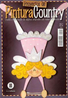 Revistas de manualidades Gratis: country