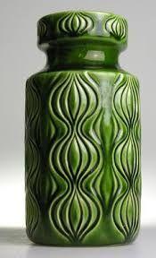 """Résultat de recherche d'images pour """"Scheurich Foreign West German Pottery Ceramics Modernistic…"""""""