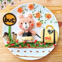 La comida creativa de Samantha Lee :)