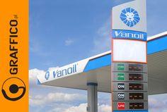 pylon cenowy, pylony cenowe, pylon reklamowy dla stacji paliw, pylony reklamowe dla stacji paliw, otoki reklamowe, otok reklamowy, wyświetlacze cenowe, wyświetlacze led, reklama dla stacji paliw, reklamy dla stacji paliw, oznakowanie stacji paliw, branding stacji paliw, Graffico, petrol stations, gas stations, oil stations, pylon signs, pylon signage, illuminated signage, freestanding signs, branding rebranding of oil stations, signage manufacturer, producent reklam Toruń