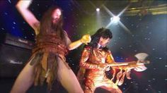 Air Guitar Champion Rocks Out with Pat Tomasulo #video