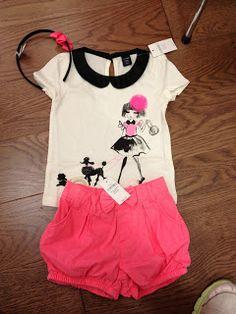 Taylor Joelle Designs: Children's Style Guide - Summer Girl