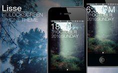 Lisse Lockscreen for iPhone 4