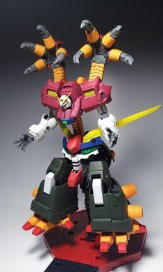 Guncannon First Type Iron Cavalry Squadron By ITTA | Gundam ...