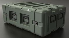 Military Crates , Greg Cox on ArtStation at https://www.artstation.com/artwork/military-crates