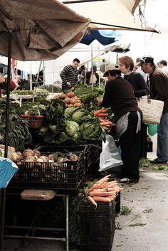 Market, Portugal