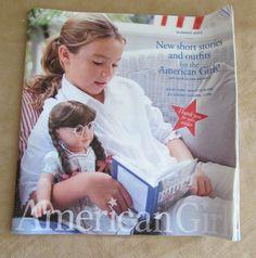 American Girl Doll Catalog Summer 2003 vintage girls of many lands Pleasant Co. #AmericanGirl #catalog