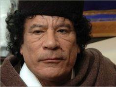 Mohammar Khadaffi