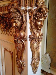 Gilded age decor